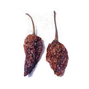 The Ghost Pepper is the world's 7th spiciest pepper