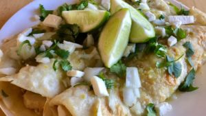 Cinco de Mayo Recipe: Authentic Enchiladas Verdes