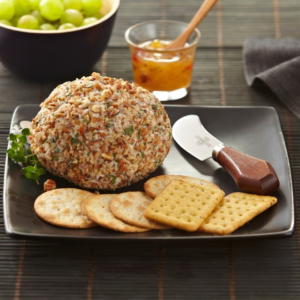 Habanero Mango cheeseball