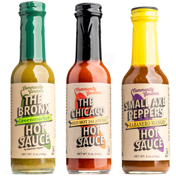 Hot Ones Three Pack