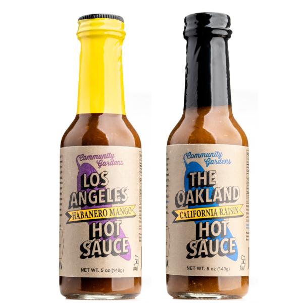 California Hot Sauce