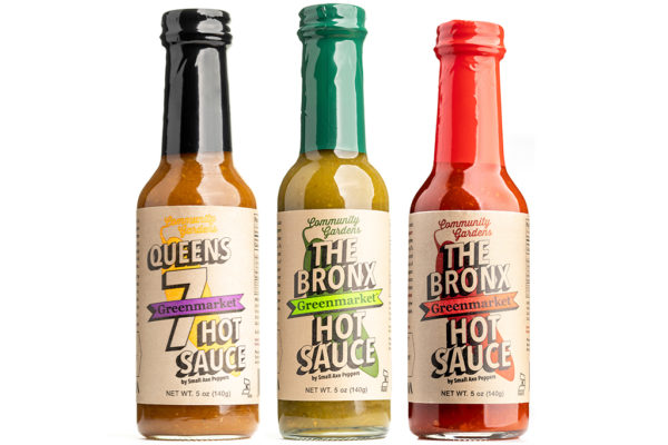 New York City Hot Sauce