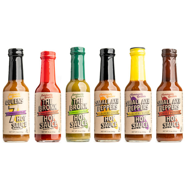 Six Pack Hot Sauce Bundle