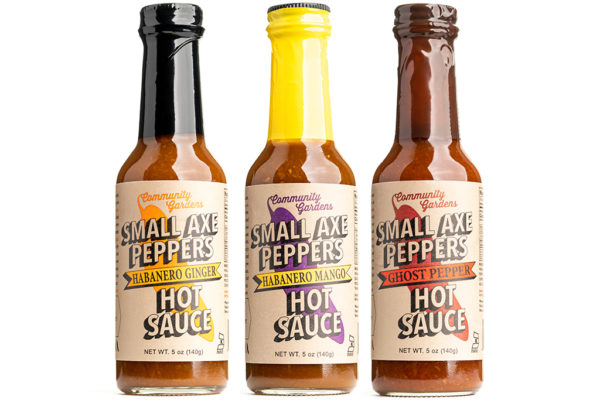 Habanero Hot Sauce 3 Pack