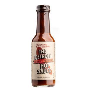 Detroit Hot Sauce