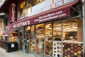 Kalustyan's carries an incredible assortment of hot sauces