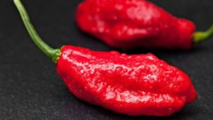 Ghost peppers to spice up the Margarita
