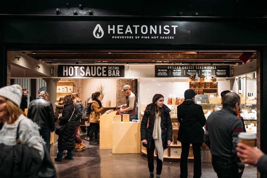 Heatonist in Chelsea