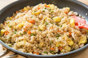 Habanero Ginger Mango Fried Rice