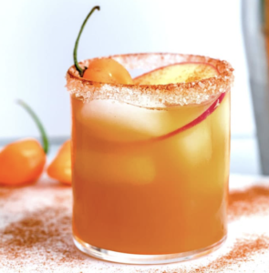Spicy Thanksgiving Habanero-Ginger Hard Apple Cider