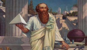 Pythagoras was one of the first vegans