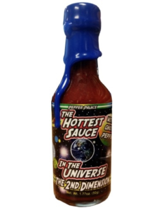 Hottest Sauce in the Universe, The 2nd Dimension