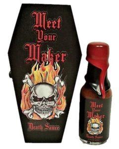 Meet Your Maker Death Sauce