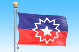 Celebrate Juneteenth by flying the Juneteenth Flag